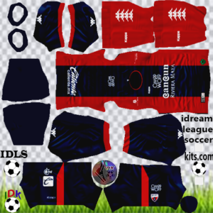 Atlante FC Kits 2020 Dream League Soccer