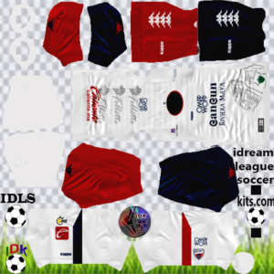 Atlante FC Goalkeeper Third Kit