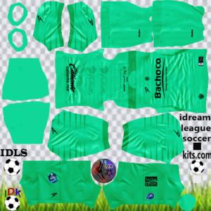 Celaya FC Goalkeeper Away Kit