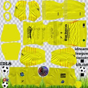 Celaya FC Goalkeeper Home Kit