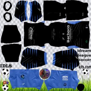 Celaya FC Goalkeeper Third Kit