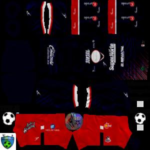 Cimarrones de Sonora FC Away Kit