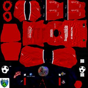 Cimarrones de Sonora FC Third Kit