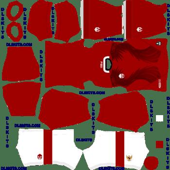 Indonesia 2020 Dream League Soccer Kits