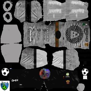 Leones Negros Goalkeeper Home Kit