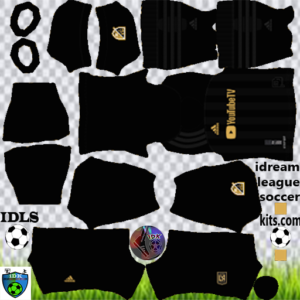 Los Angeles FC Kits 2020 Dream League Soccer