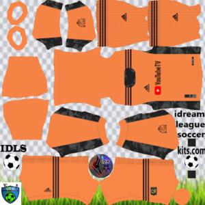 LAFC Goalkeeper Home Kit