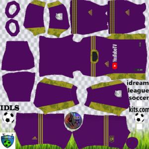 LAFC Goalkeeper Away Kit