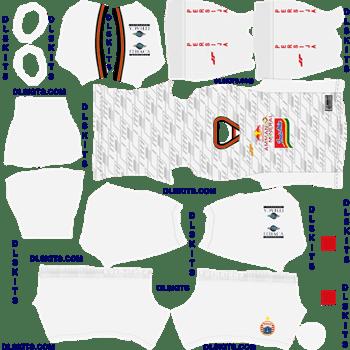 Persija Jakarta Away Dream League Soccer Kits 2020