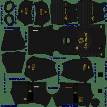 Racing Club 2020 Third Dream League Soccer Kits